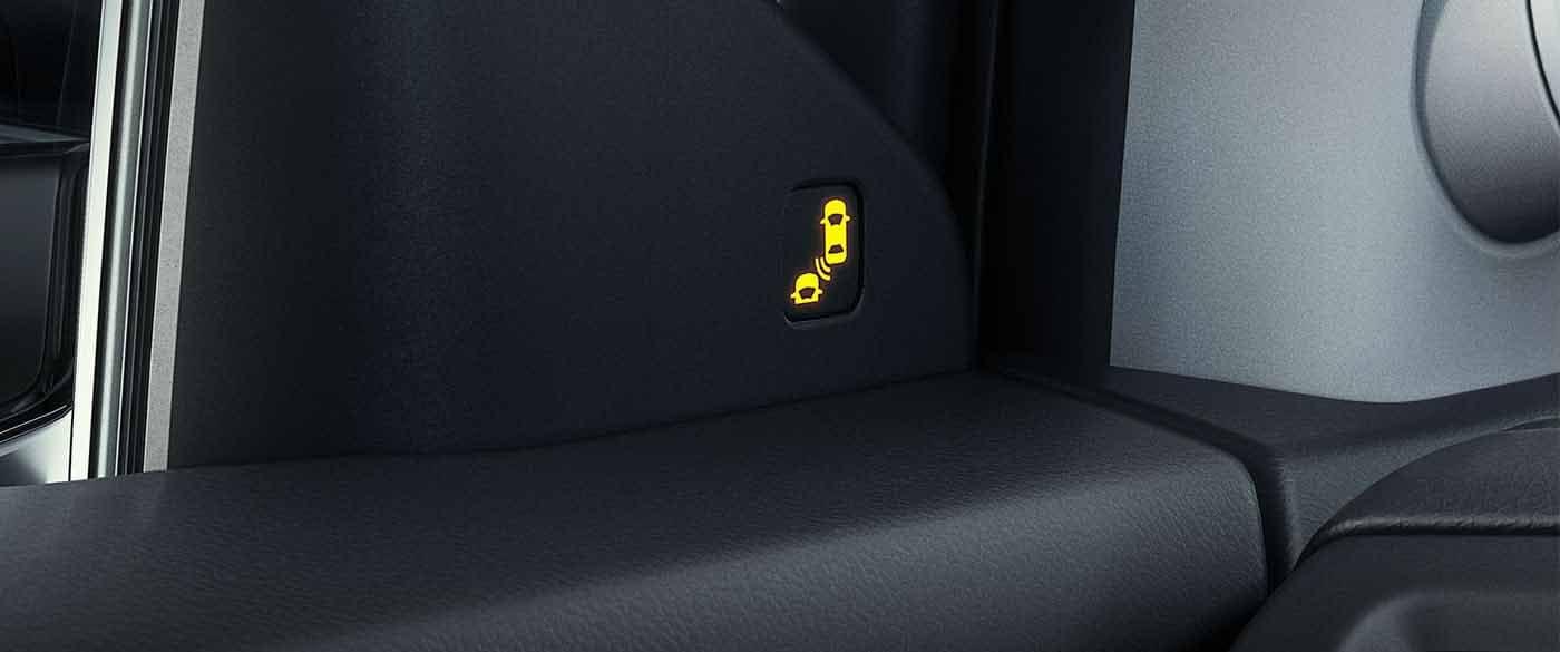 2018 Honda Pilot Blind Spot Info System