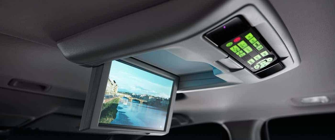 2018 Honda Pilot Blu-Ray DVD Entertainment System
