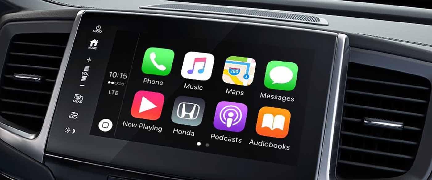 2018 Honda Pilot Smart Phone Integration