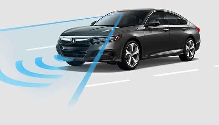 2018 Honda Accord Honda Sensing Features