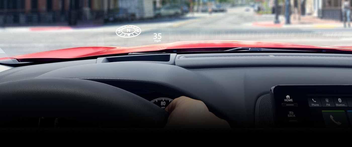 2018 Honda Accord Sedan Heads Up Display