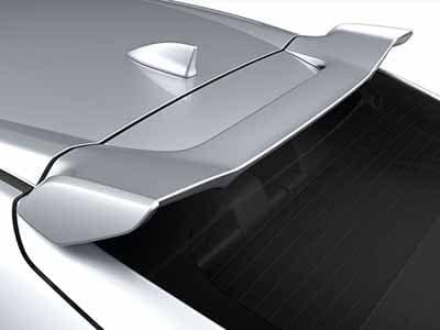 2018 Honda Civic Hatchback Tailgate Spoiler