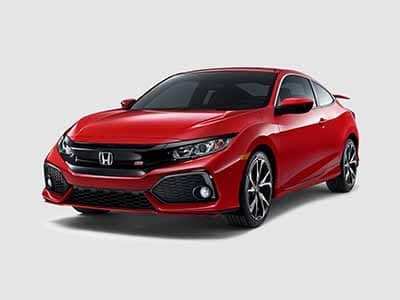 2018 Honda Civic Si Coupe Underbody Front Spoiler