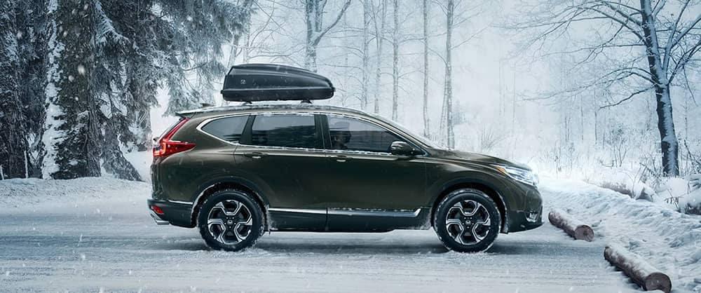 2018 Honda CR-V Snowy