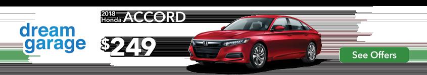 Hampton Roads Honda Dream Garage Spring Event