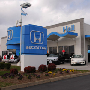 Hall Honda Virginia Beach