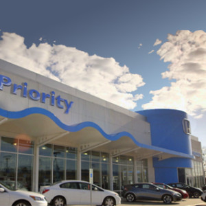 Priority Honda Hampton