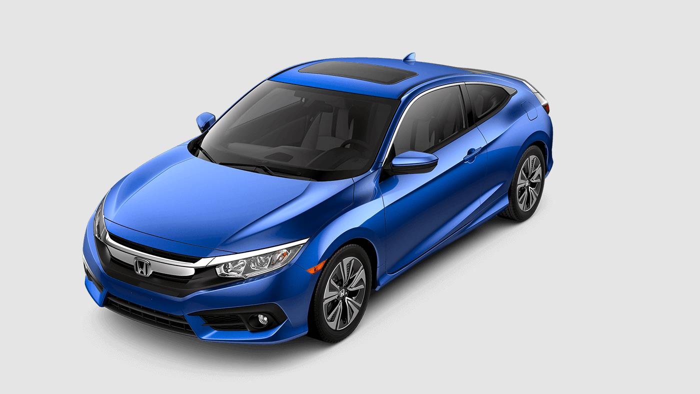 2017 Honda Lineup >> 2017 Honda Civic Lineup Receives New Engine Transmission Combo