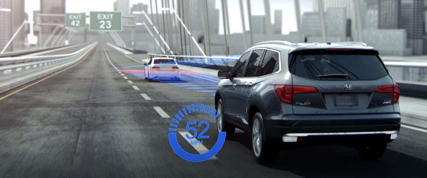 Honda Pilot Adaptive Cruise Control