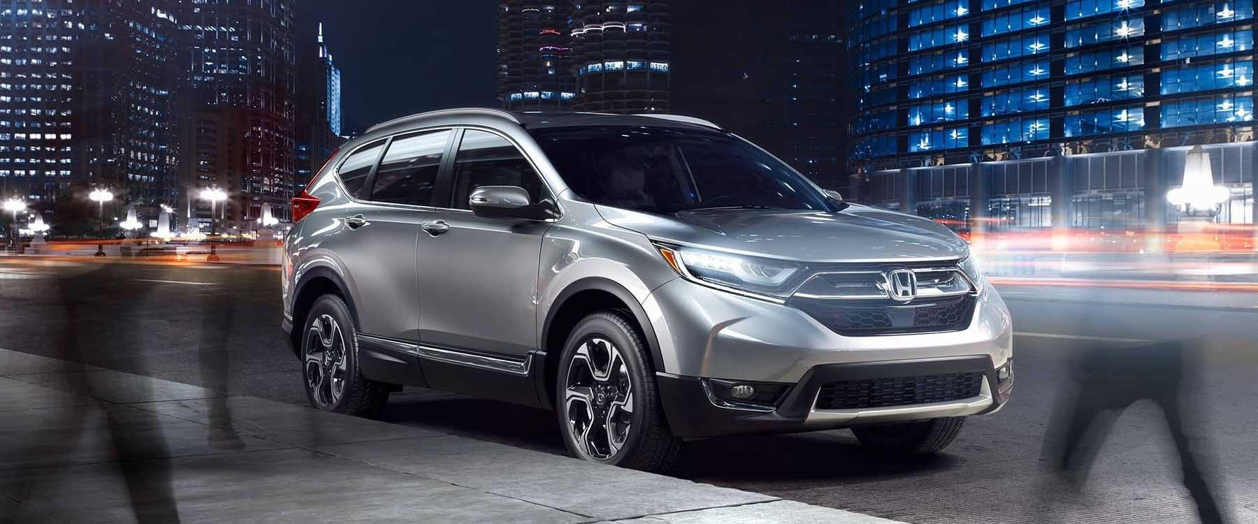 2017 Honda CR-V Technology Slider