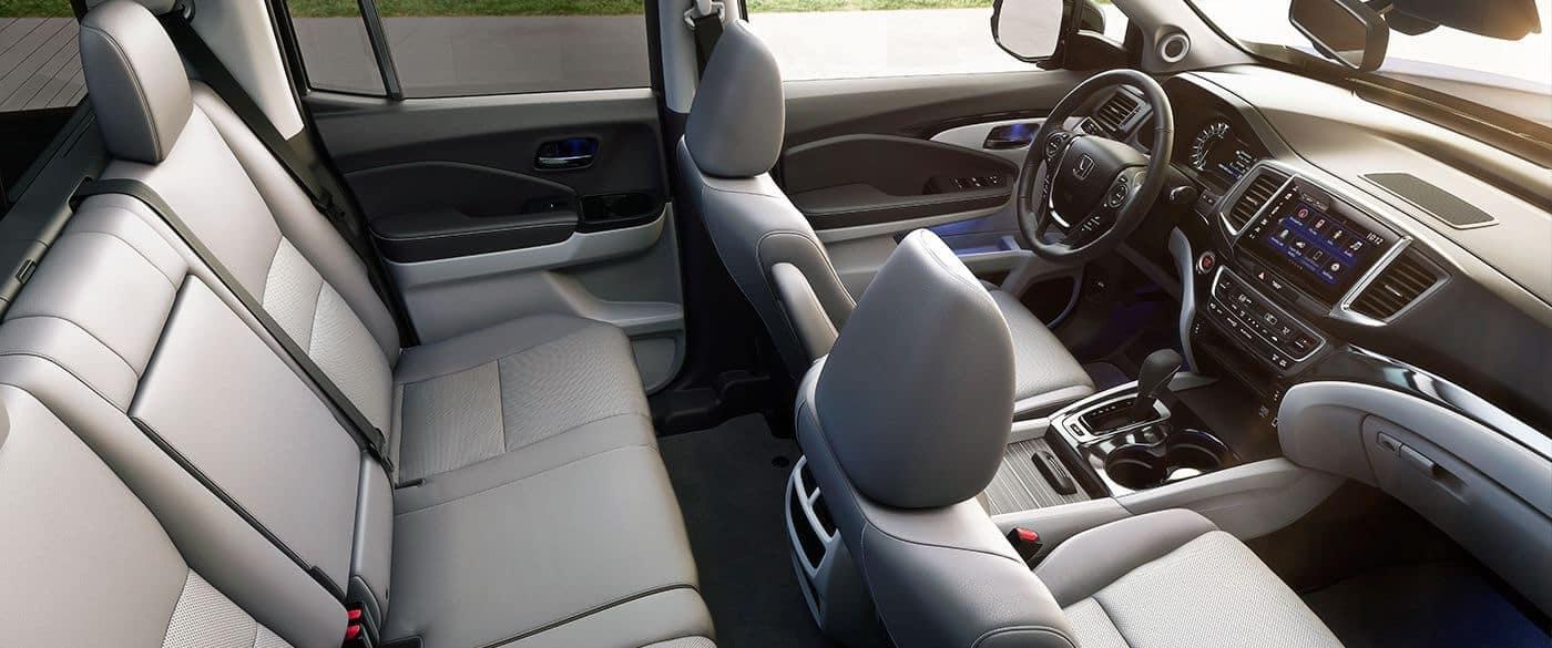 Honda Ridgeline Interior