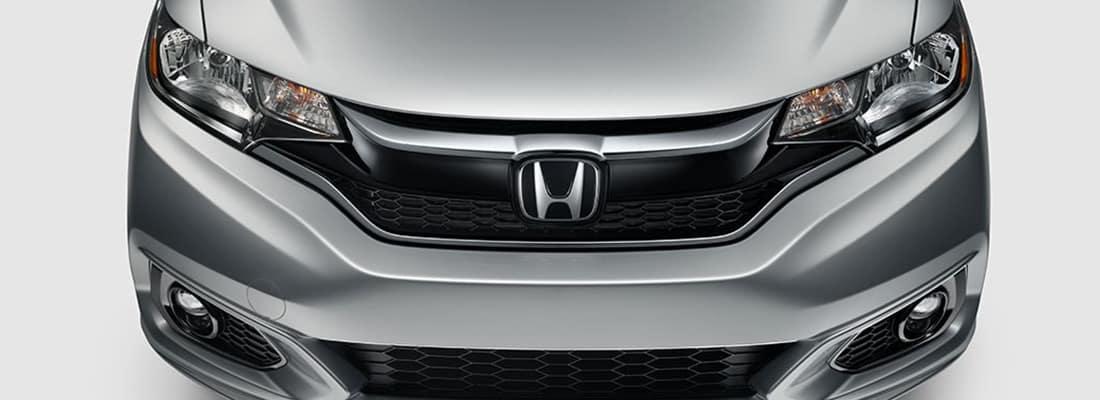 2018 Honda Fit Grill