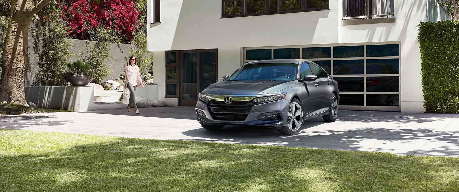 2018 Honda Accord Technology Features