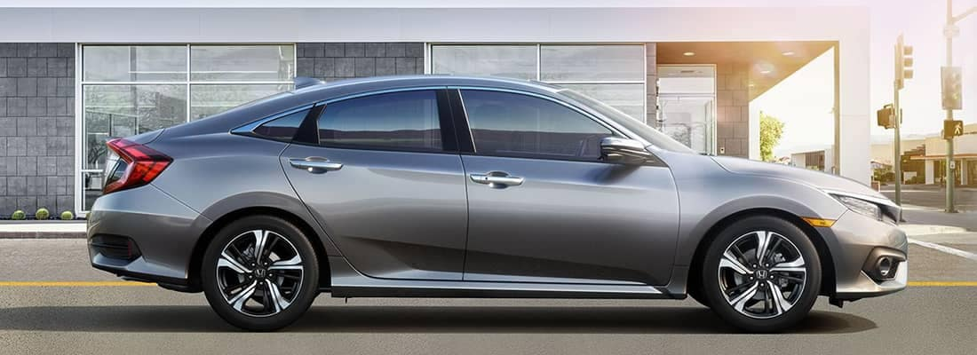 2018 Honda Civic Side