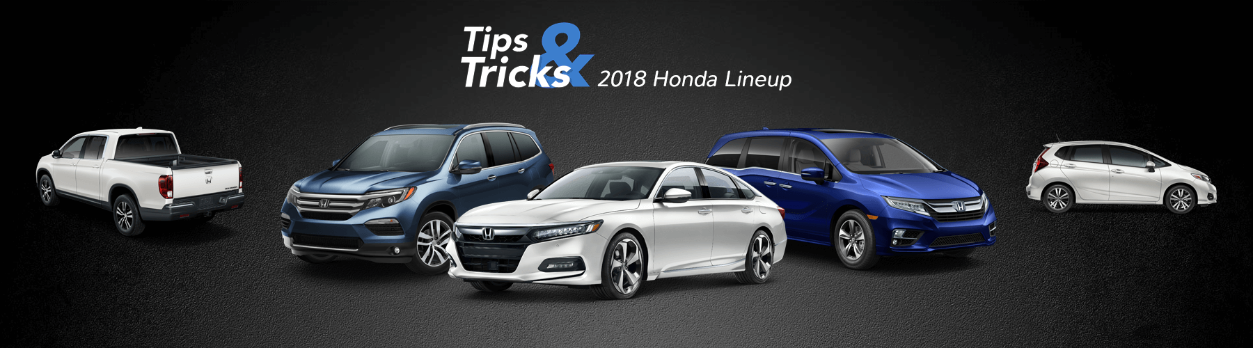 Honda Tips and Tricks Banner