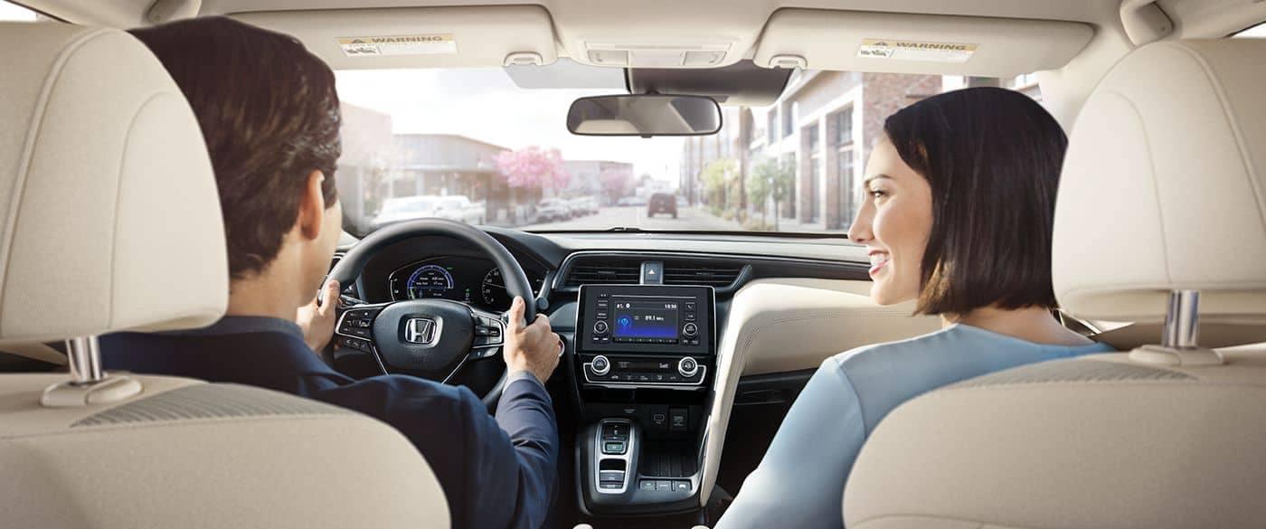 2019 Honda Insight Climate Control