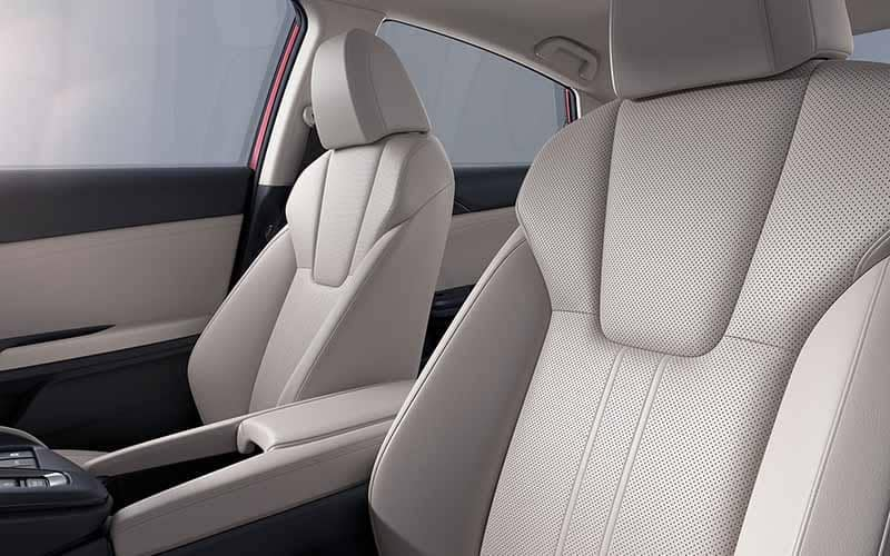 2019 Honda Insight Front Leather Seats