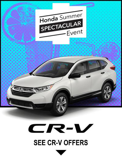 Honda Summer Spectacular Event - CR-V Button