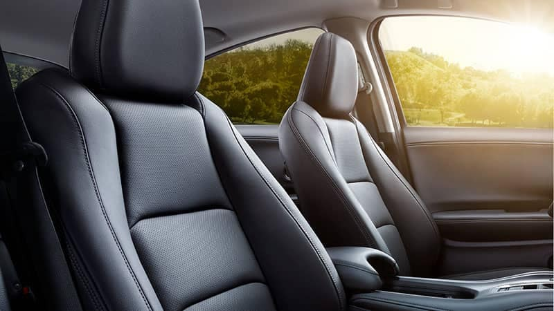 2019 Honda HR-V Leather Seating