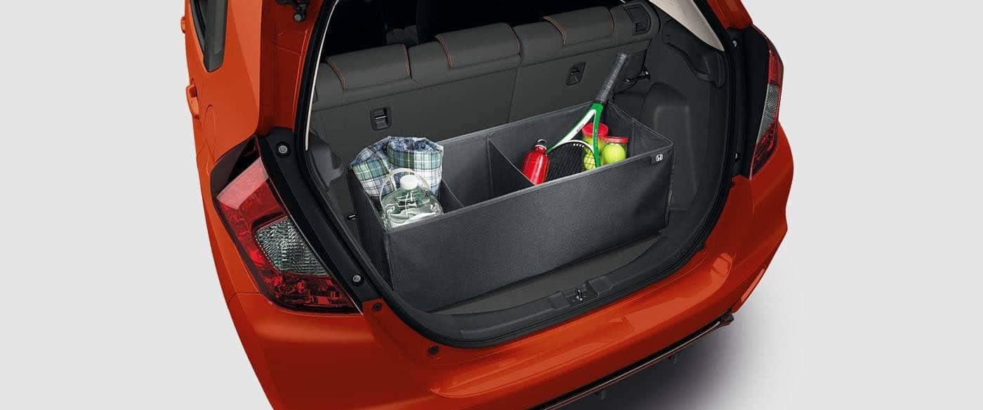 2019 Honda Fit Cargo Organizer