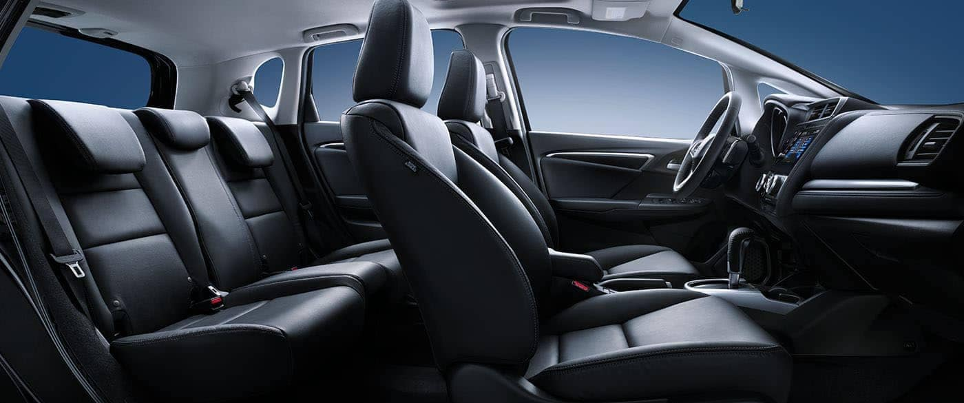 2019 Honda Fit Interior Space
