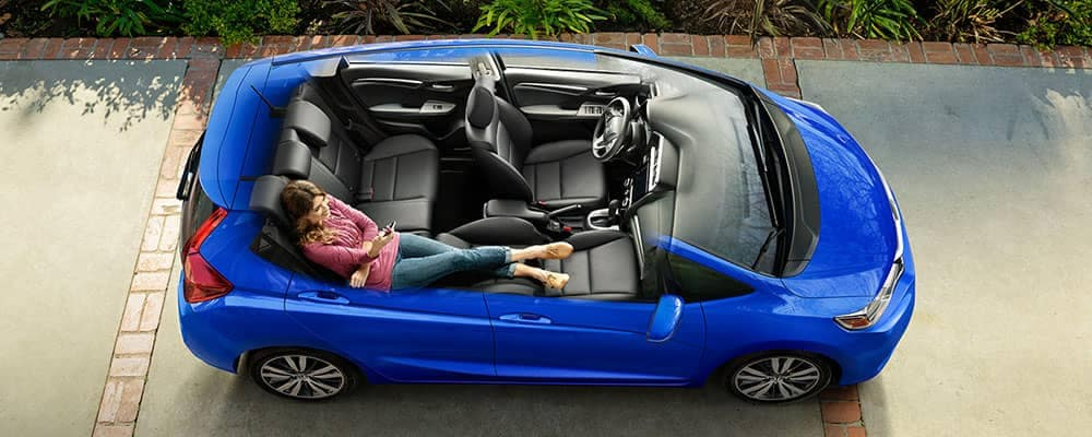 2019 Honda Fit Refresh Mode