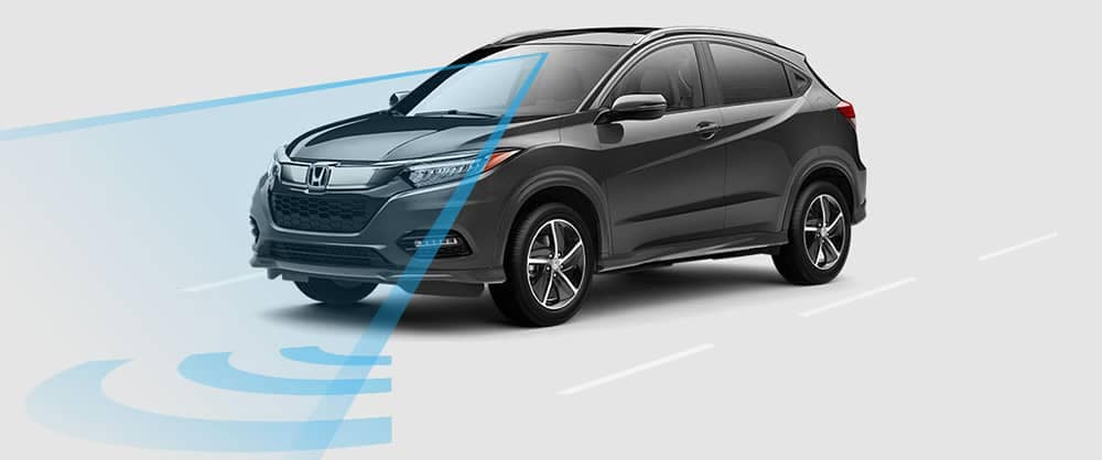 2019 Honda HR-V Lane Keep