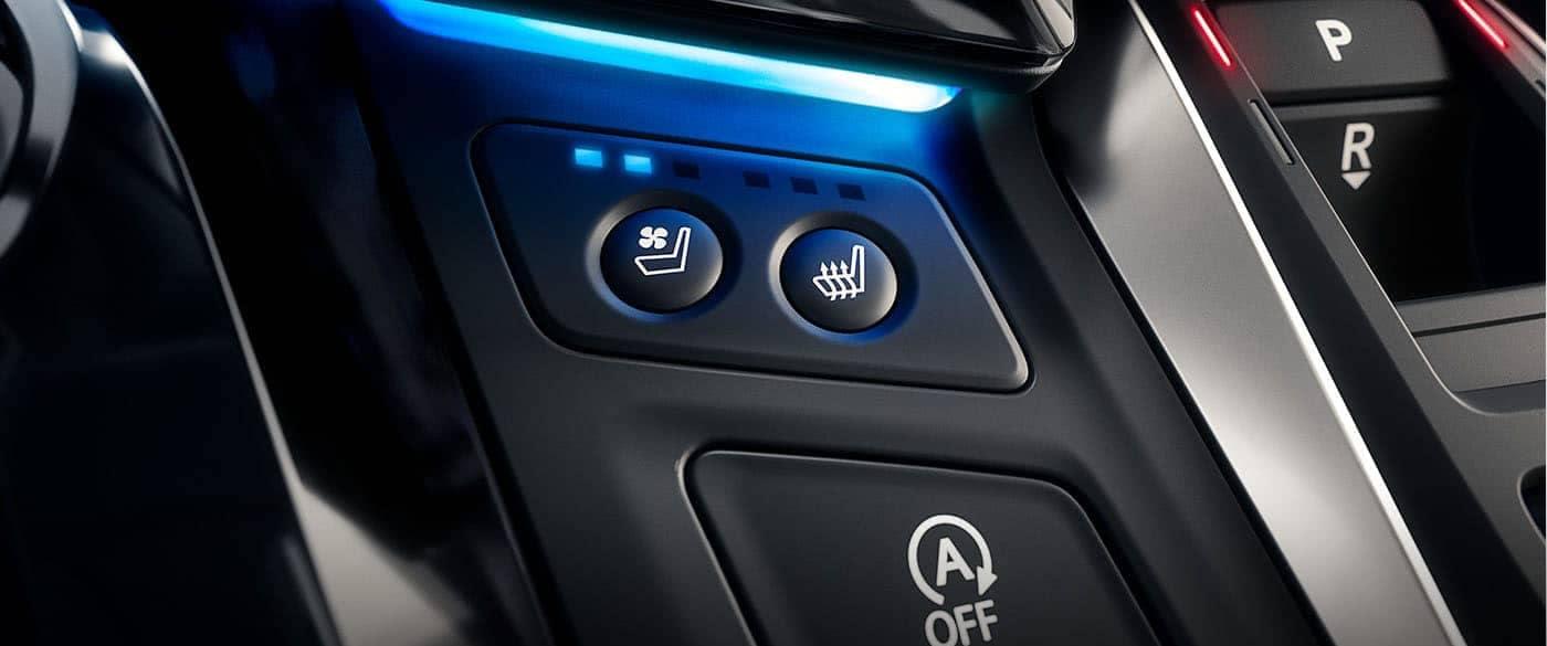 2019 Honda Odyssey Heated and Ventilated Seats