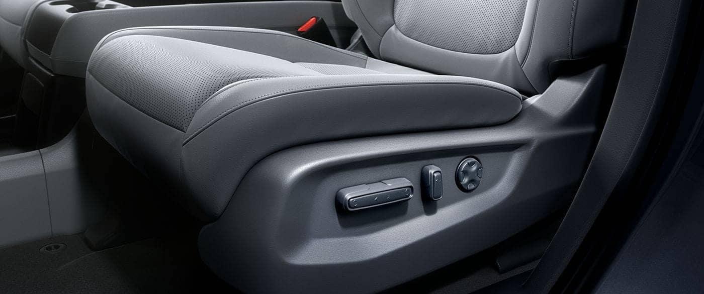 2019 Honda Odyssey Power Memory Drivers Seat