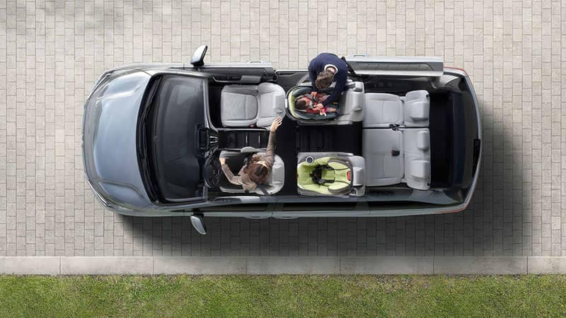 2019 Honda Odyssey Seating Configurations