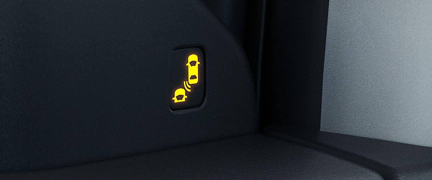 2019 Honda Pilot Blind Spot Monitoring System