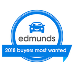 Honda CR-V 2018 Edmunds Buyers Most Wanted