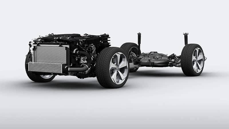 2019 Honda Accord Adaptive Damper System