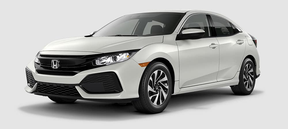 2019 Honda Civic Trim Image