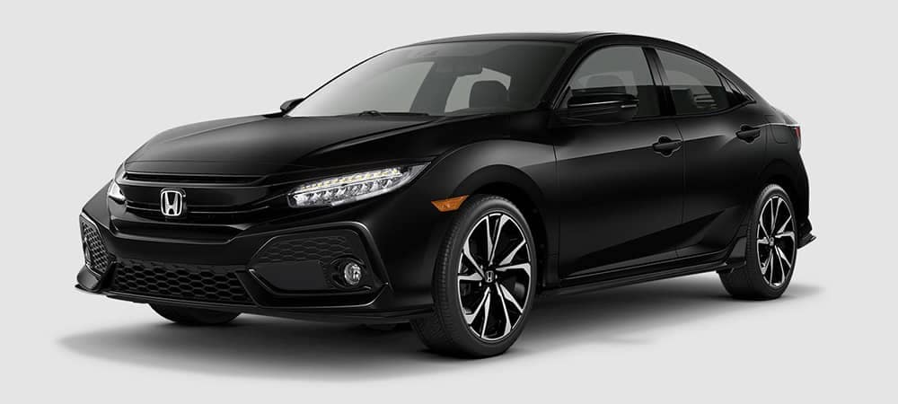 2019 Honda Civic Trim Image
