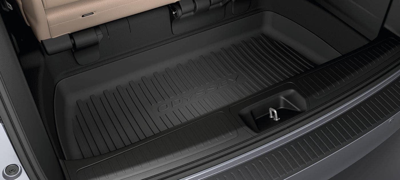 2019 Honda Odyssey Cargo Bin