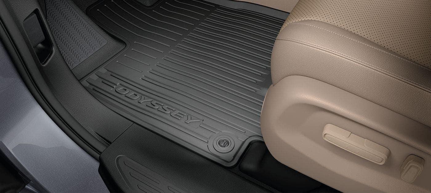2019 Honda Odyssey Floor Mats