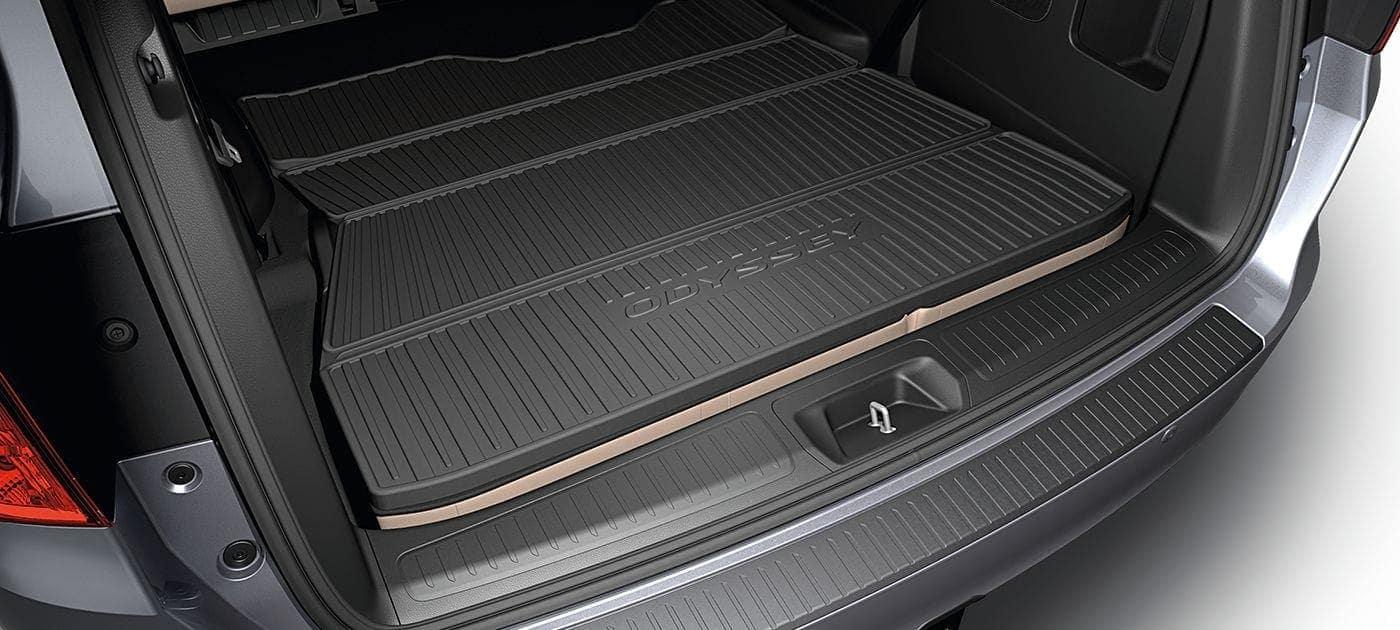 2019 Honda Odyssey Folding Tray