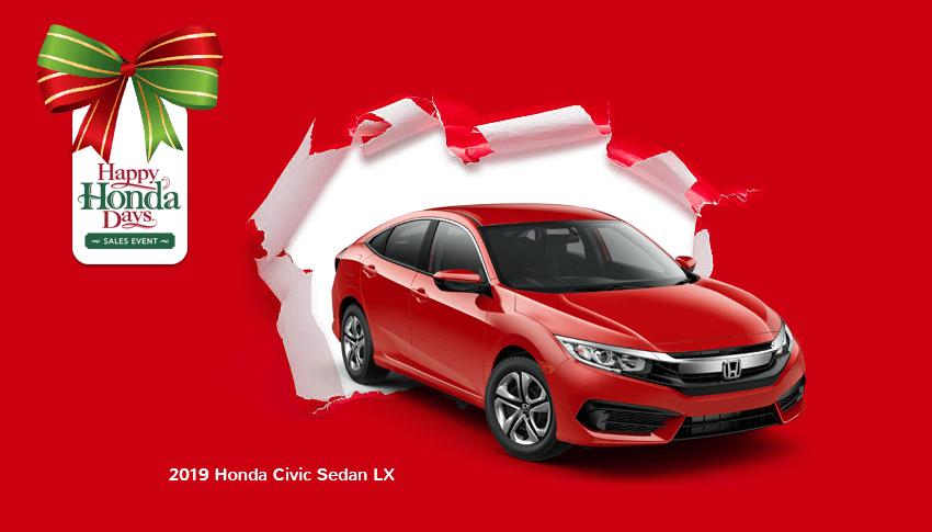 Happy Honda Days 2019 Civic
