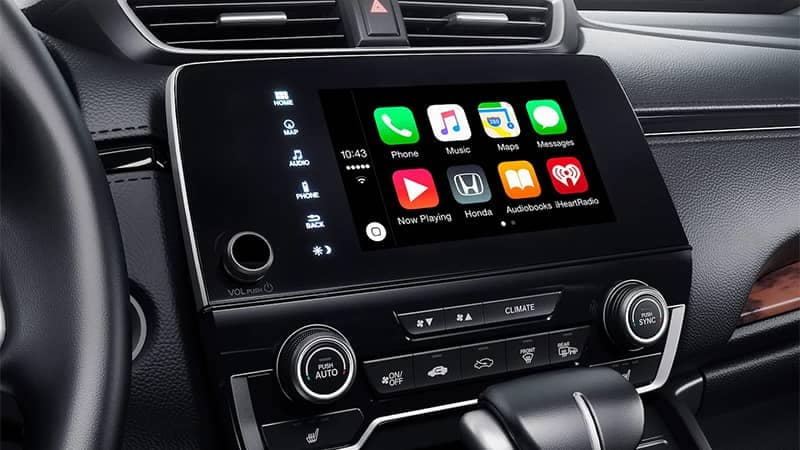 2019 Honda CR-V Apple Carplay