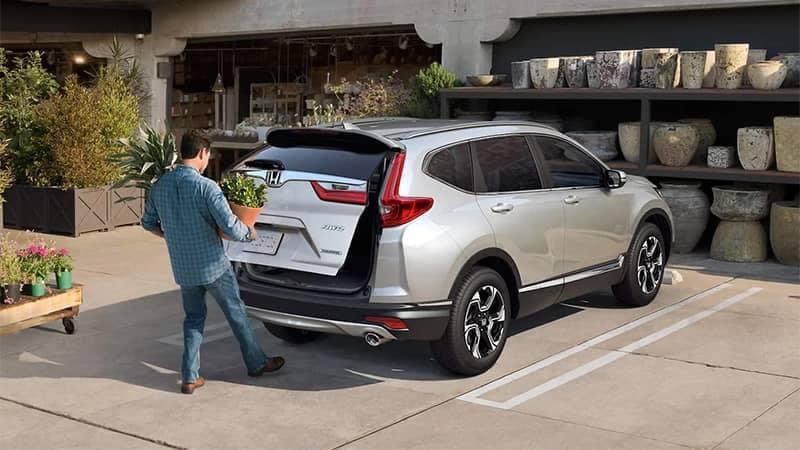 2019 Honda CR-V Hands Free Tailgate