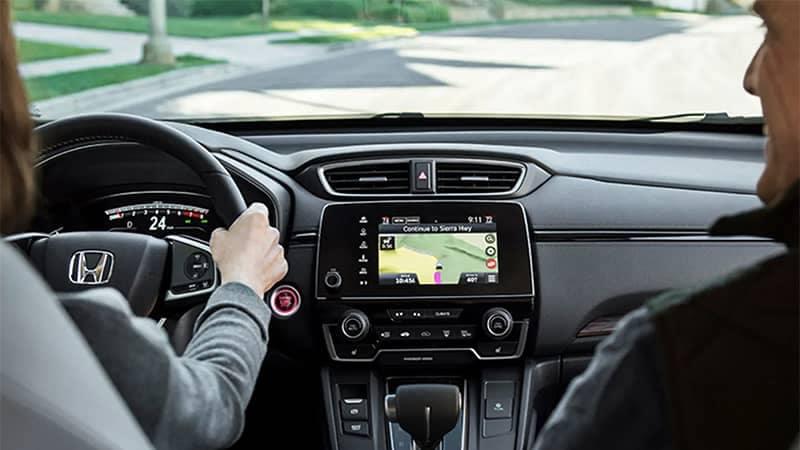 2019 Honda CR-V Navigation System