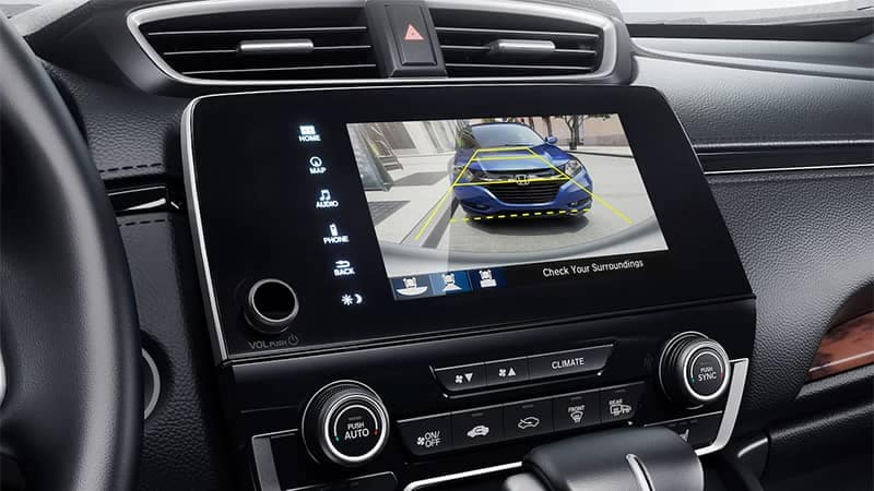 2019 Honda CR-V Rearview Camera