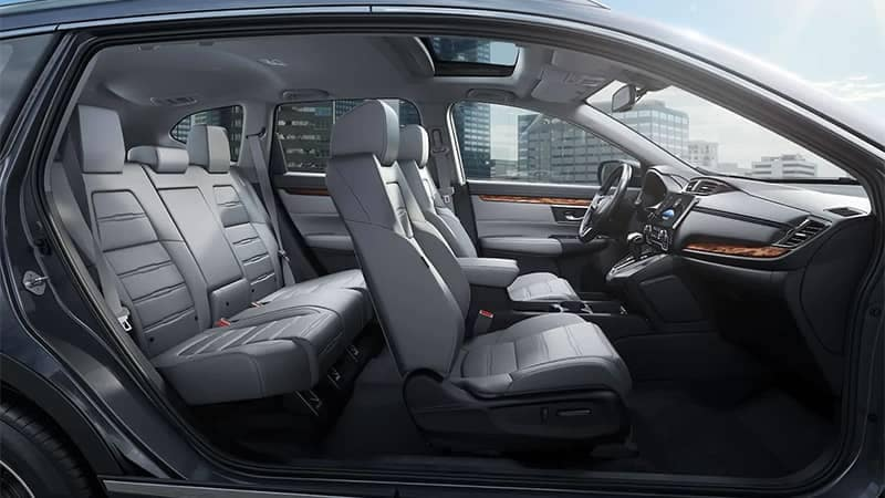 2019 Honda CR-V Seating