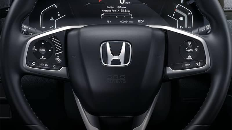 2019 Honda CR-V Steering Wheel Controls