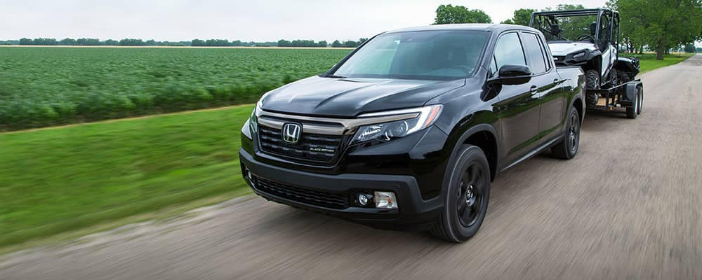 2019 Honda Ridgeline Towing