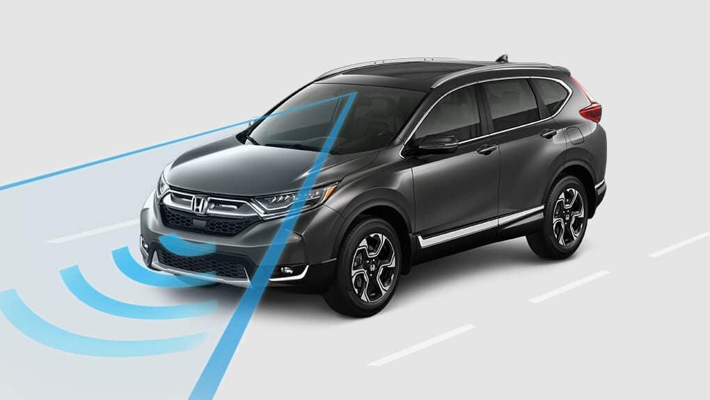 2019 Honda CRV Honda Sensing