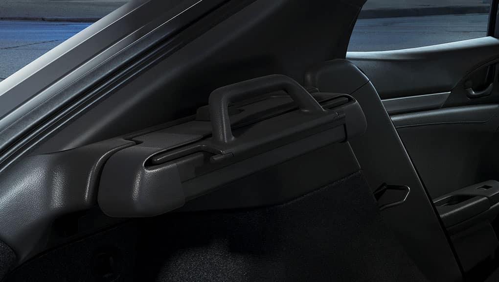 2019 Honda Civic Hatchback Cargo Cover