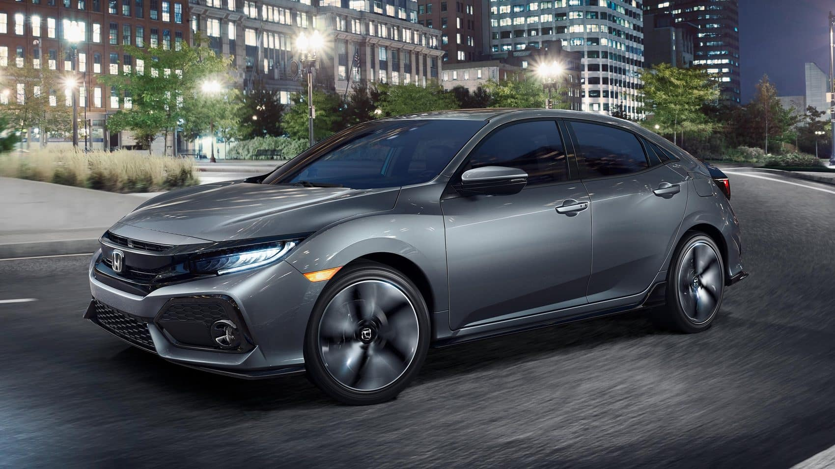 2019 Honda Civic Hatchback Performance
