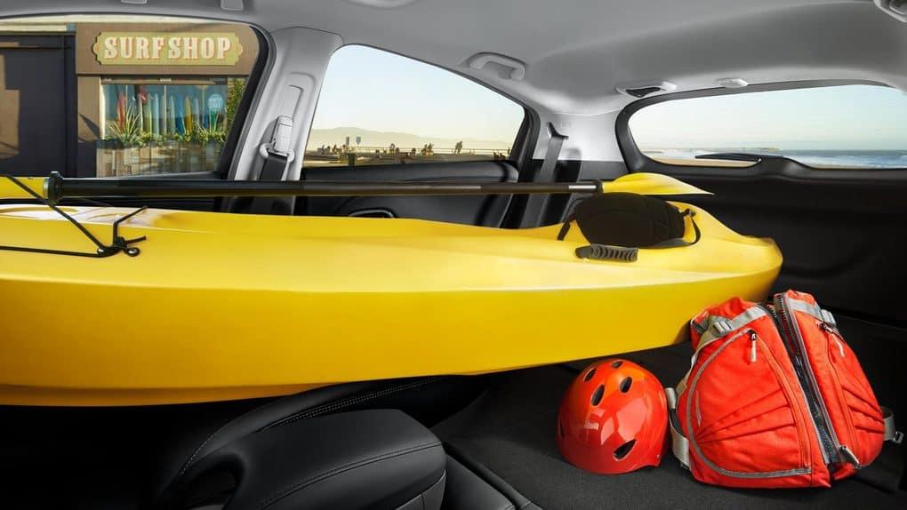 2019 Honda HR-V Canoe